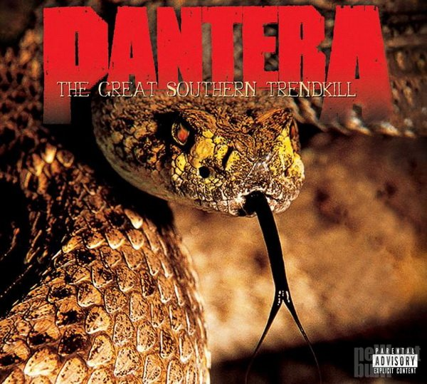 Pantera - The Great Southern Trendkill: 20th Anniversary Edition (2016)