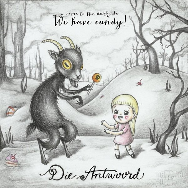 Die Antwoord - We Have Candy [Single] (2016)