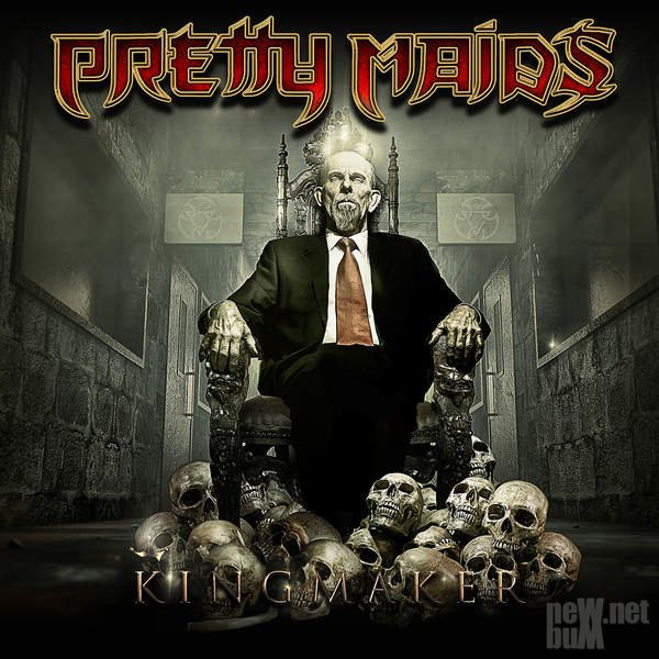 Pretty Maids - Kingmaker (2016)