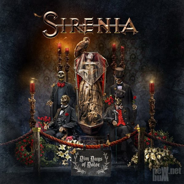 Sirenia - Dim Days Оf Dolor (2016)