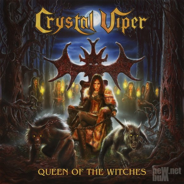 Crystal Viper - Queen Of The Witches (2017)