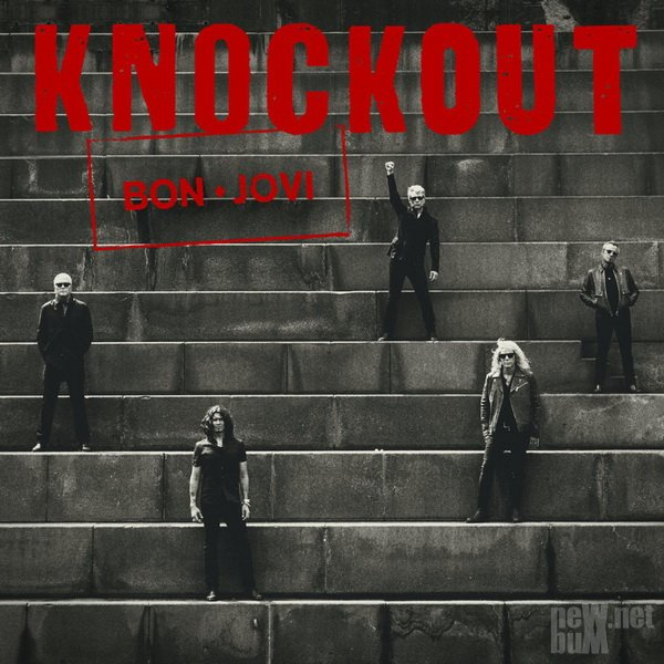 Bon Jovi - Knockout [Single] (2016)