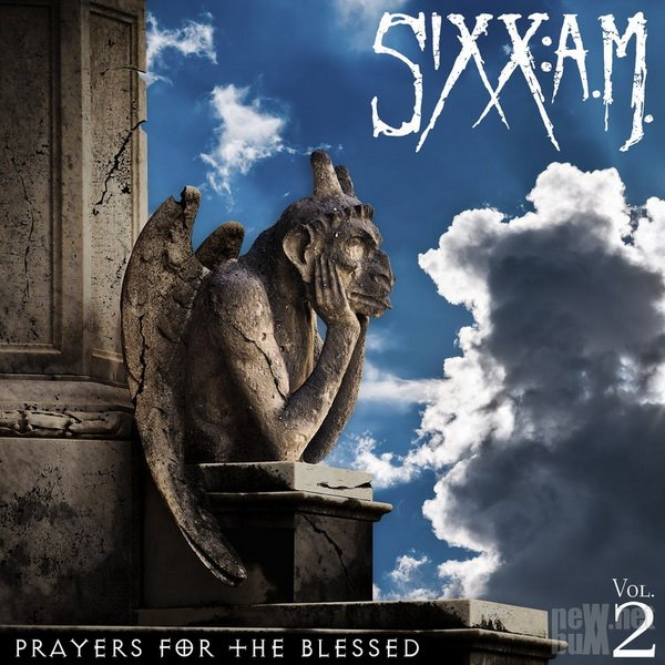 Sixx: A.M. - Prayers For The Damned Vol. 2 (2016)