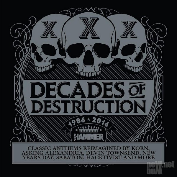 VA - Metal Hammer. Decades of Destruction (2016)