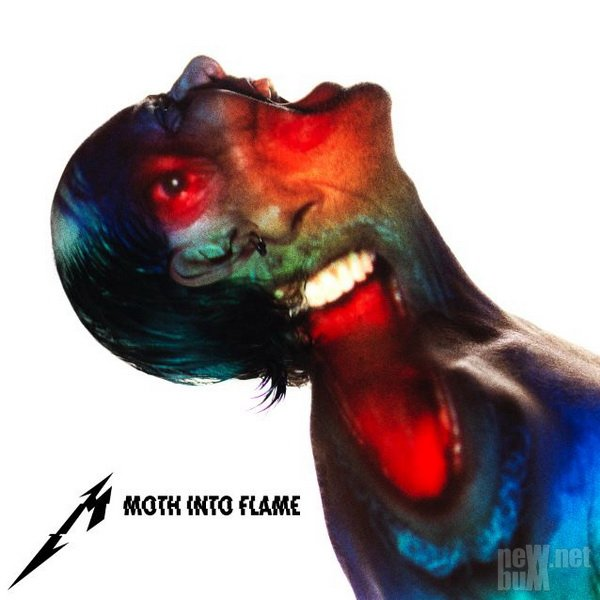 Metallica - Moth Into Flame [Single] (2016)