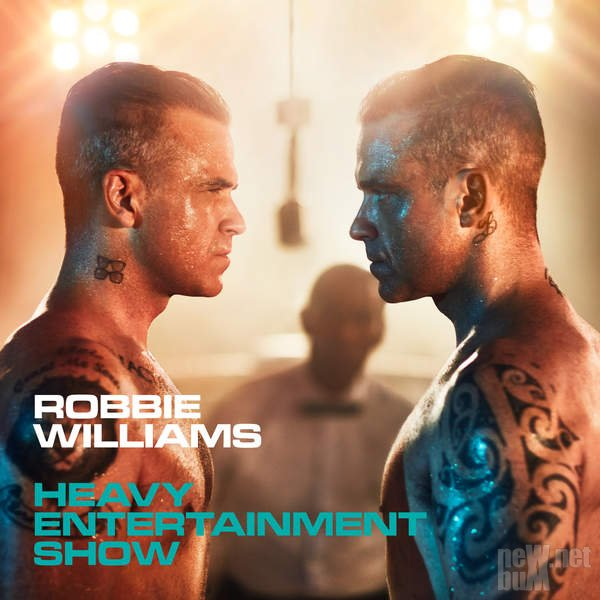 Robbie Williams - Heavy Entertainment Show (2016)