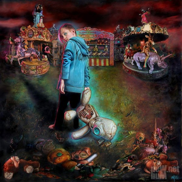 Korn - A Different World [Single] (2016)