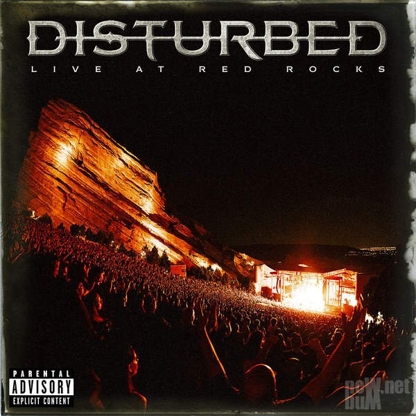 Disturbed - Disturbed: Live at Red Rocks (2016)