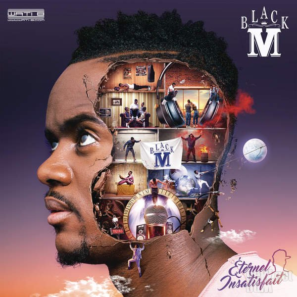 Black M - Eternel insatisfait (2016)