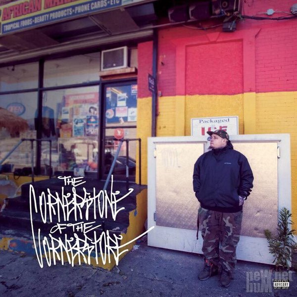 Vinnie Paz - The Cornerstone of the Corner Store (2016)
