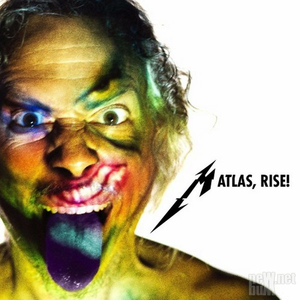 Metallica - Atlas, Rise! [Single] (2016)