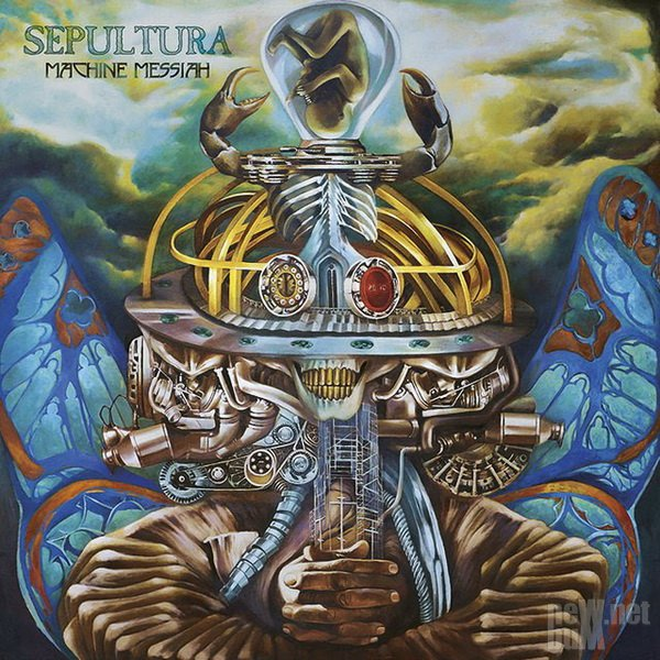 Sepultura - Machine Messiah (2017)