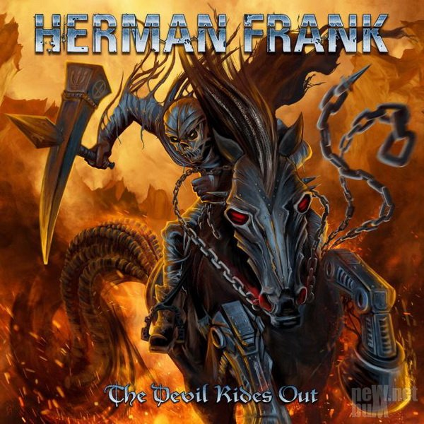 Herman Frank - The Devil Rides Out (2016)