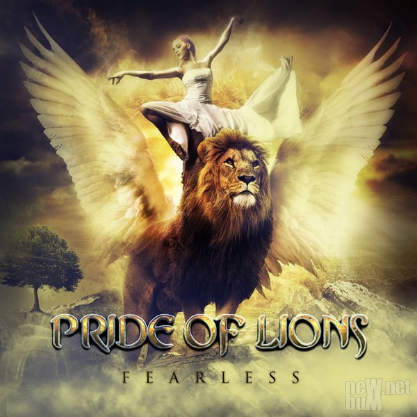 Pride Of Lions - Fearless (2017)