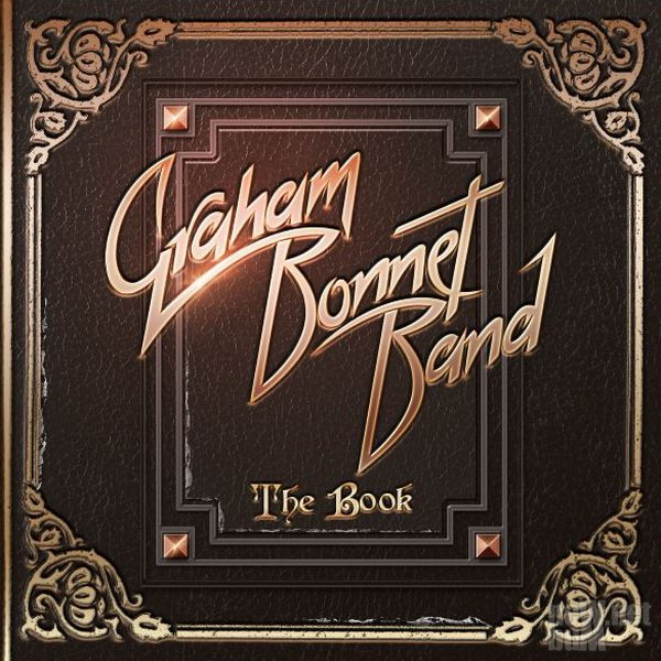 Graham Bonnet Band - The Book (2016)