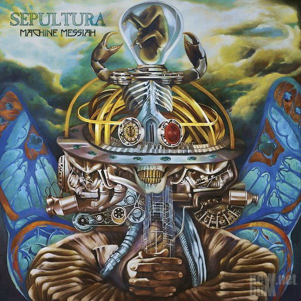 Sepultura - I Am the Enemy [Single] (2016)
