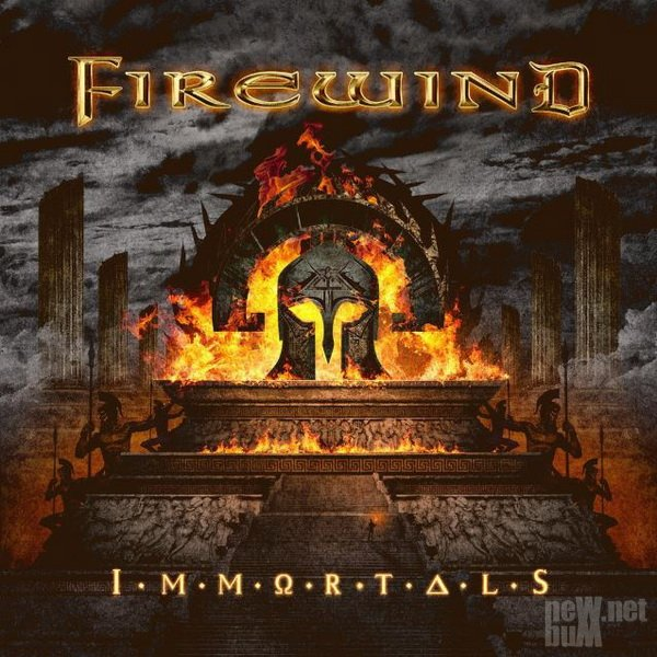 Firewind - Immortals (2017)