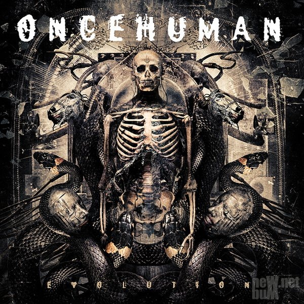 Once Human - Evolution (2017)