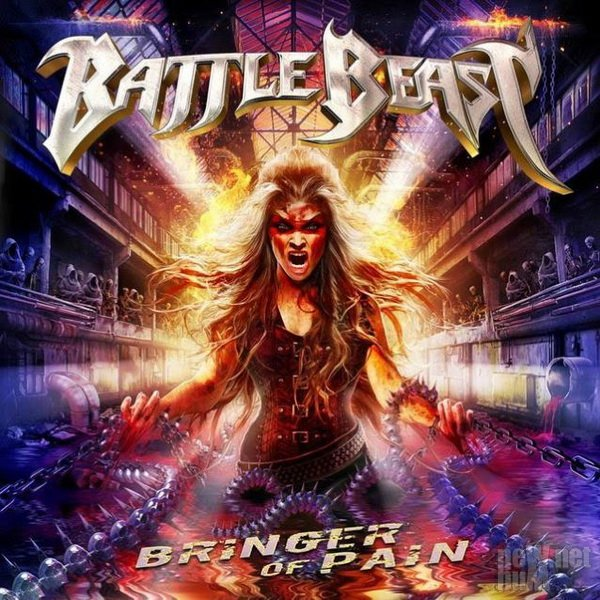 Battle Beast - Bringer Of Pain (2017)