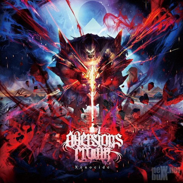 Aversions Crown - Xenocide (2017)