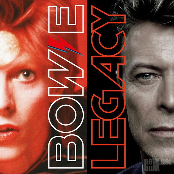 David Bowie - Legacy. The Very Best of David Bowie (2016)