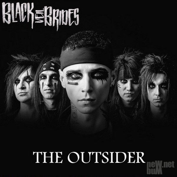 Black Veil Brides - The Outsider [Single] (2016)