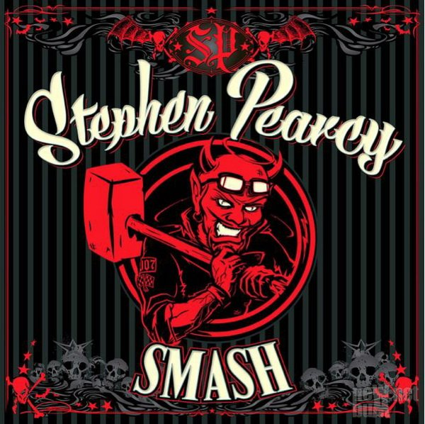Stephen Pearcy - Smash (2017)