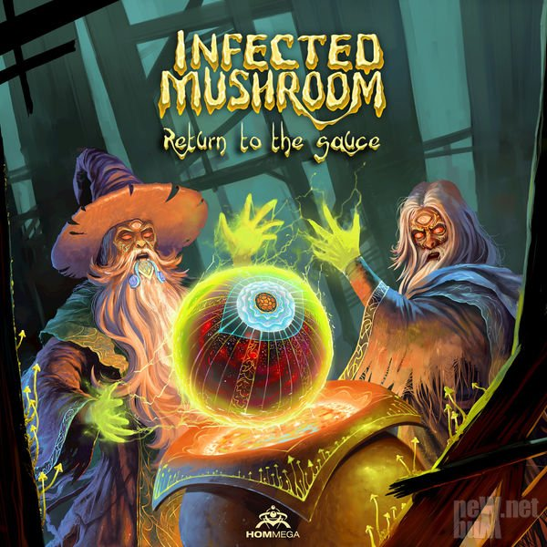 Infected Mushroom - Return to the Sauce (2017)