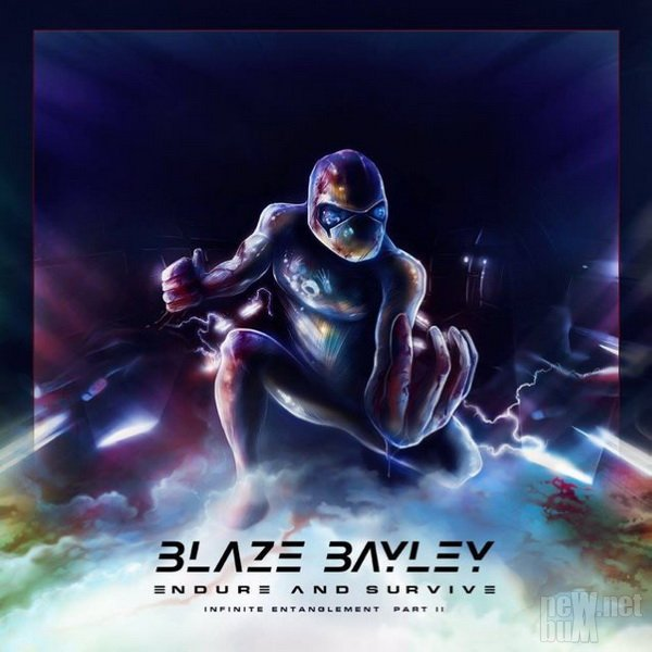 Blaze Bayley - Endure And Survive (Infinite Entanglement Part II) (2017)