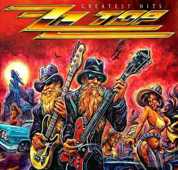 ZZ Top - Greatest Hits (2017)