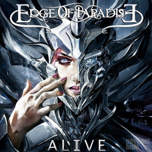 Edge Of Paradise - Alive (2017)