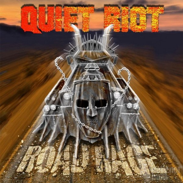 Quiet Riot - Road Rage (2017)