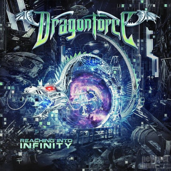 Dragonforce - Reaching Into Infinity (2017)