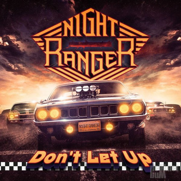Night Ranger - Don't Let Up (2017)