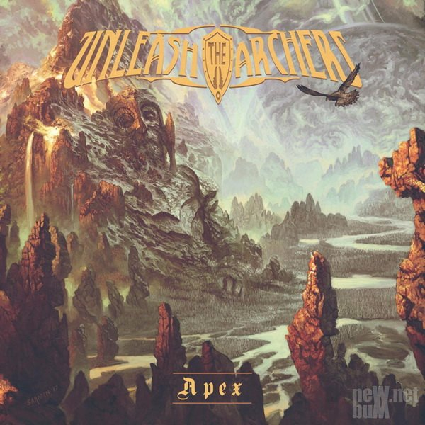 Unleash the Archers - Apex (2017)