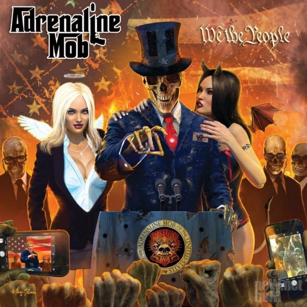 Adrenaline Mob - We The People (2017)