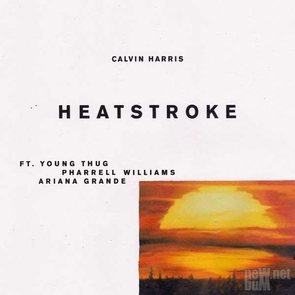 Calvin Harris - Heatstroke [Single] (2017)