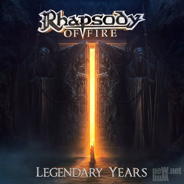 Rhapsody of Fire - Legendary Years (2017)