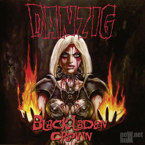 Danzig - Black Laden Crown (2017)