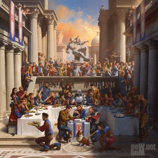 Logic - Everybody (2017)