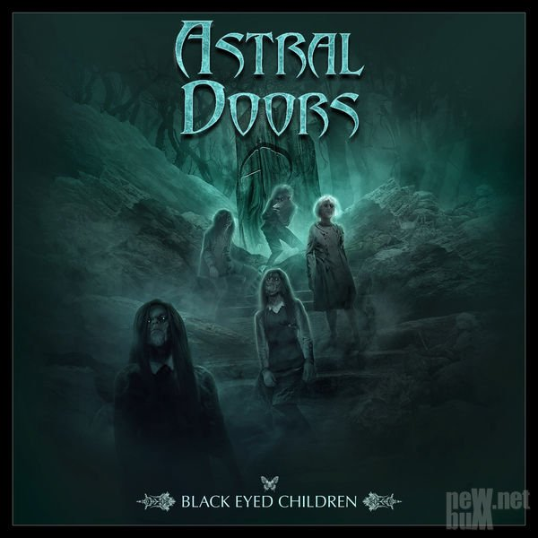 Astral Doors - Black Eyed Children (2017)