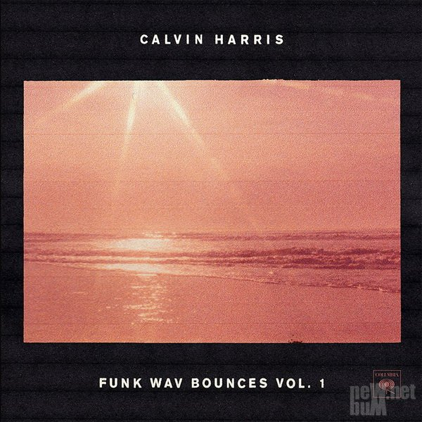Calvin Harris - Funk Wav Bounces Vol. 1 (2017)
