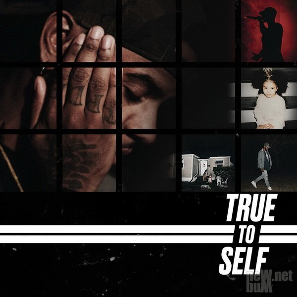 Bryson Tiller - True To Self (2017)