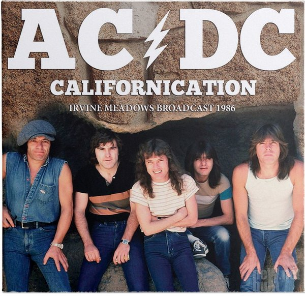 AC/DC - Californication (2017)
