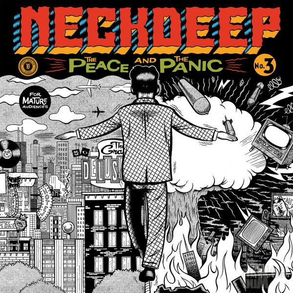 Neck Deep - The Peace and the Panic (2017)