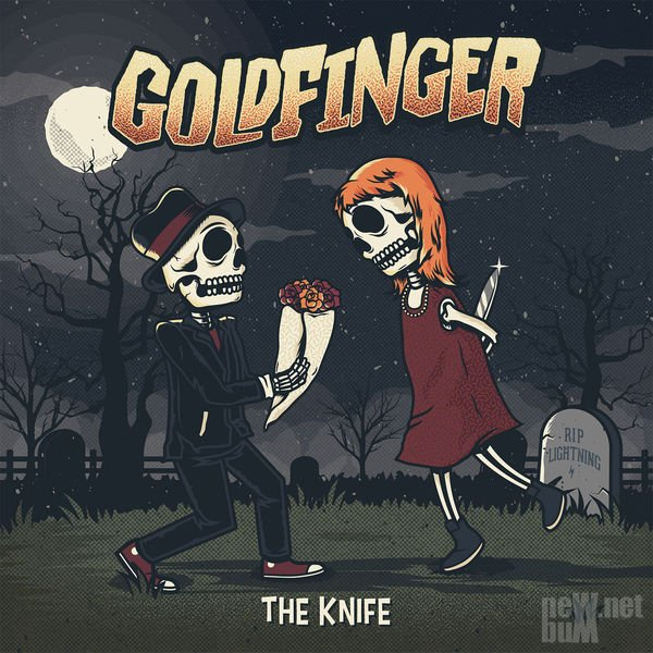 Goldfinger - The Knife (2017)