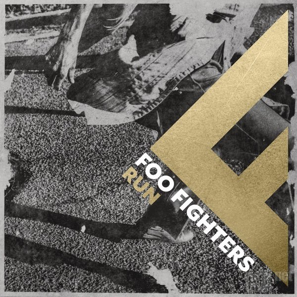 Foo Fighters - Run [Single] (2017)