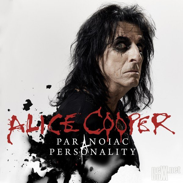 Alice Cooper - Paranoiac Personality [Single] (2017)