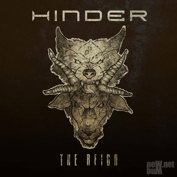 Hinder - The Reign (2017)