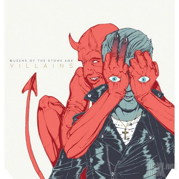 Queens of the Stone Age - Villains (2017)